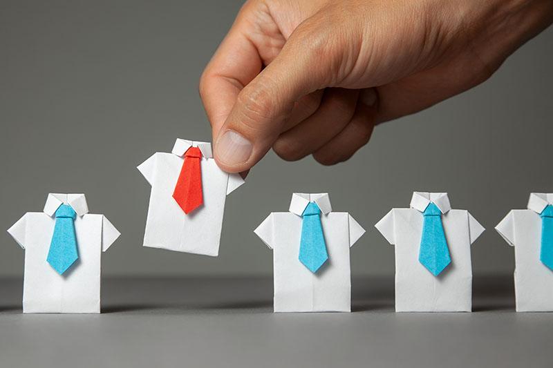 Kako najti dobrega vodjo prodaje?